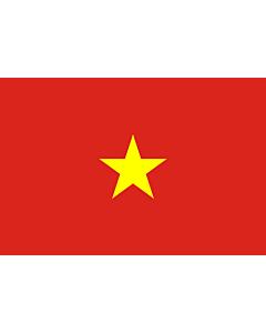 Fahne: Vietnam
