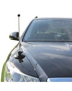 Auto-Fahnen-Ständer Diplomat-Air mit Saugfuss