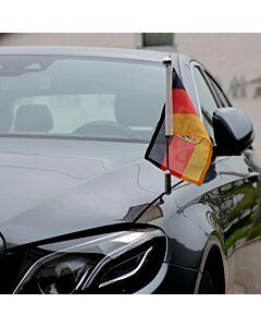 Autofahnen-Ständer Diplomat-Z-Chrome-MB-W213  für Mercedes-Benz E-Klasse W213 (2016-)