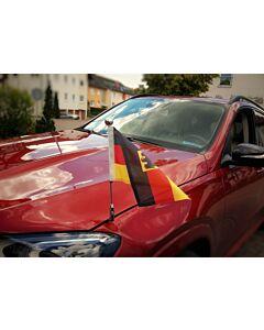 Autofahnen-Ständer Diplomat-Z-Chrome-Pro-MB-GLE-167