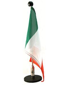 magnetisch haftender Autofahnen-Ständer Diplomat-1 Italien