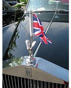 Flaggen Mast für Rolls-Royce